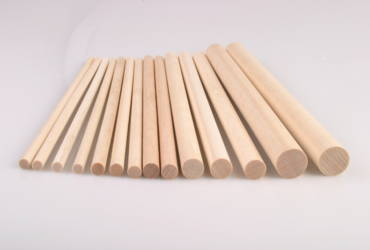 Birch Dowel Rods